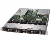 Supermicro AMD EPYC A+ Server 1123US-TN10RT Dual Socket, 10x NVMe, 2x 10GBase-T